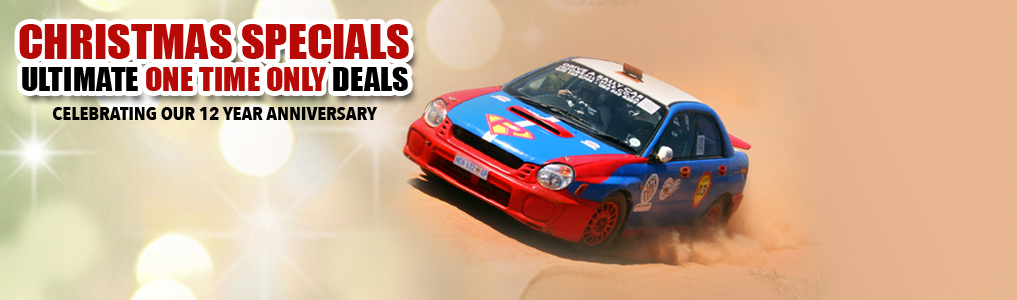 RALLY DRIVING PACKAGES