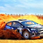 PMC Rally Dust cuts stages short