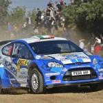 Breen fastest on ERC SATA Rallye Açores Qualifying Stage