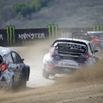 Record entry for first round of WorldRX Championship in Britain