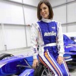 Katherine Legge to race for Amlin Aguri in Formula E