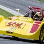 Tim O'Neil Pilots First-Ever Electric Race Car at Mt. Washington
