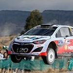 Hyundai already working on 2015 i20 WRC car