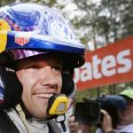 Ogier beginning to enjoy Rally Italia