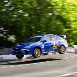 Subaru sets new Isle of Man record