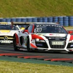 Kelvin van der Linde helps Audi to first-ever ADAC GT Masters podium at Red Bull Ring