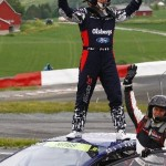 A HELL OF A RALLYCROSS WIN FOR 18 YEAR OLD NITISS