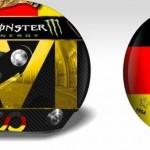 Nico Rosberg tweaks special German World Cup-winning crash helmet after FIFA claim