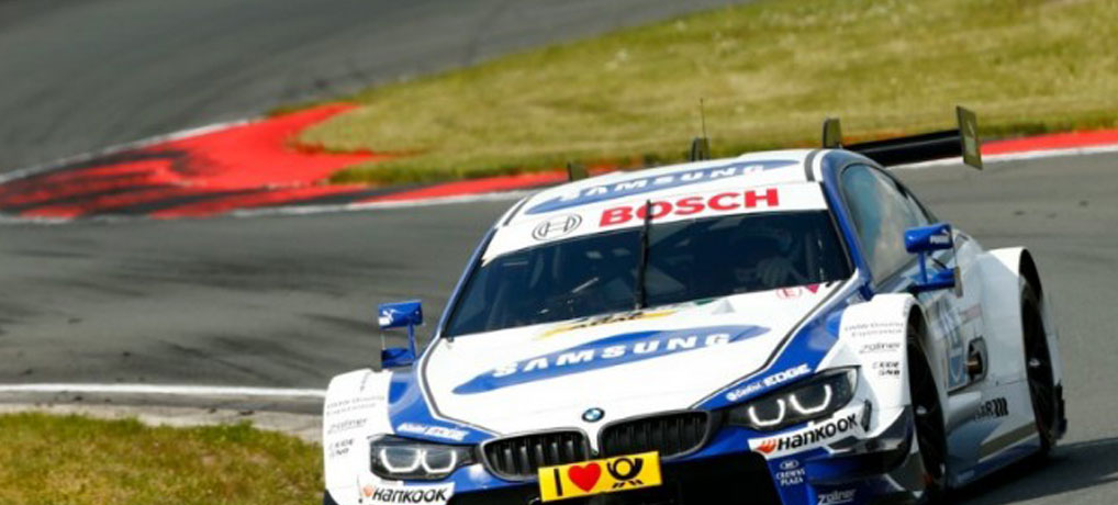 Moscow Raceway: Martin claims first ever DTM win amid Moscow drama