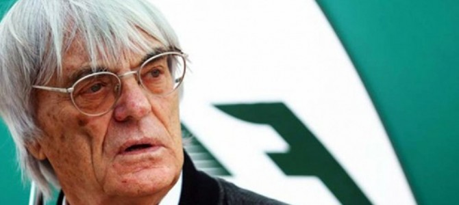Formula 1 – Ecclestone: I paid banker millions to shut him up