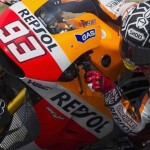 Home MotoGP title not a target for Marquez