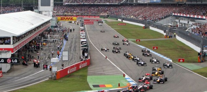 German Grand Prix Hockenheimring: Preview