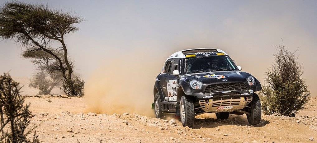 More than 200 drivers start tomorrow the Baja Aragon