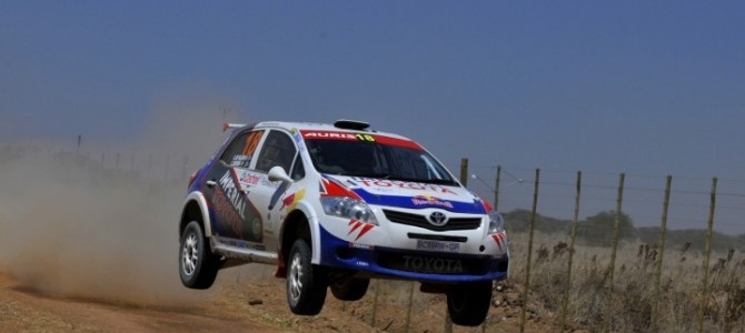IMPERIAL TOYOTA PUTS ITS WEIGHT BEHIND CULLINAN RALLY – ROUND 5 OF THE SOUTH AFRICAN NATIONAL RALLY CHAMPIONSHIP