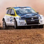 Volkswagen Sasolracing claim podium finish, Team and Manufacturer's Award at Volkswagen Rally