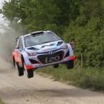 Hyundai ready to fly in Finland WRC
