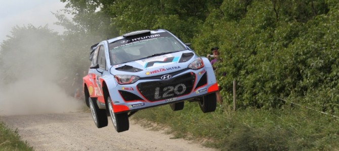 Hyundai ready to fly in Finland WRC