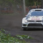 Rally Finland: Latvala sets early -pace on stage 1 in the rain