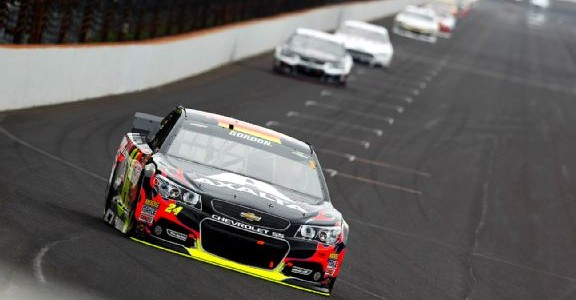 Gordon Takes Fifth Win With Chevrolet!