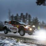 Robert Kubica dominates Rally del Casentino in World Rally Car