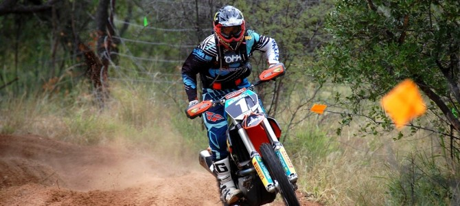 LOUWRENS MAHONEY VICTORIOUS AT ENJOYABLE NATIONAL ENDURO AT LYDENBURG