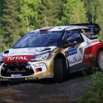Latvala fastest at Finland shakedown