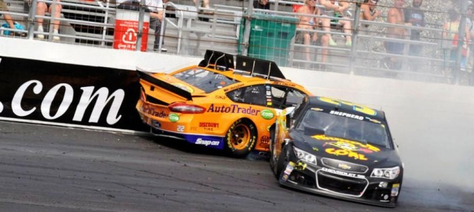 NASCAR: 72-year-old driver causes crash, raises questions