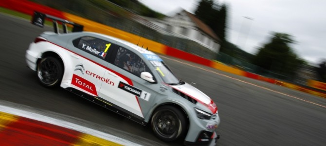 WTCC Argentina: Lopez takes WTCC lead to home round