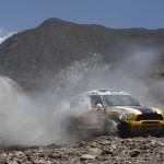 Baja Aragon: Quadruple Victory For Mini