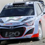 Rally Finland: Latvala takese stage 2 as well