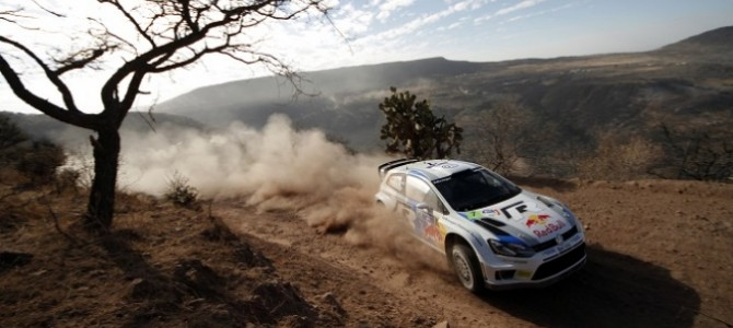 WRC set for 2017 tech revolution