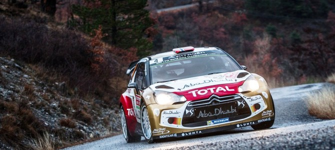 Citroen ready for 2nd half of season