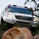 TOYOTA TOPS THE TABLE GOING INTO ROUND 5 AT SUN CITY