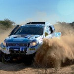 Atlas Copco Ford Racing charges into second half of 2014 season at Sun City