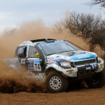 Solid second place for Atlas Copco Ford Racing on Force Fuel 450