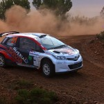 LATEGAN/WHITE FIRST AWAY IN IMPERIAL TOYOTA CULLINAN RALLY