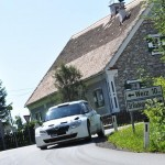 Lategan second on Rally Weiz in Belgium