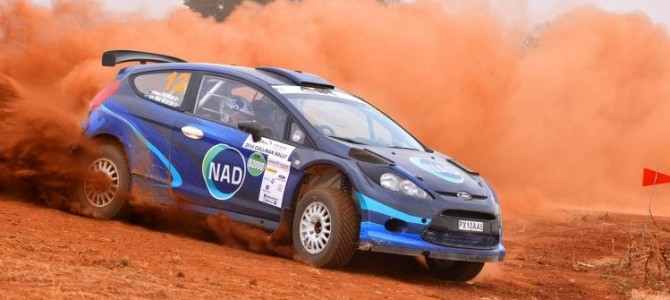 NAD Fiesta Crew Hit a New High With Career-Best Second Place on the Cullinan Rally