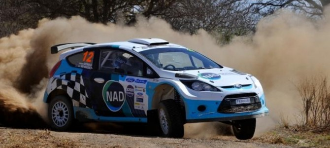 Botterill and De Villiers exit Imperial Toyota Rally