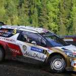 Latvala takes control at Rally Finland
