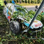Latvala denies crash wrecked his title bid