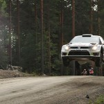 Rally Finland: Home win for Latvala