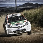 POULTER/COETZEE LEAD IMPERIAL TOYOTA CULLINAN RALLY AFTER DAY ONE