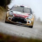Rivals are starting to become wary of Meeke's threat