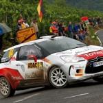 Mohammed Al Mutawaa's dream coming true at Rally Germany