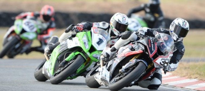 Monster Energy SuperGP Champions Trophy makes history in KZN