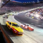 Logano edges past Keselowski for first NASCAR win at Bristol