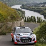 Rally Germany SS5: Another Volkswagen stage win