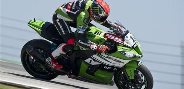 Praise for World Superbikes champion Tom Sykes