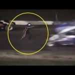 NASCAR driver Tony Stewart hits and kills 20-year-old sprint car racer